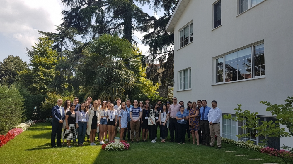 Study Visit to the PABSEC International Secretariat, 9 July 2018, Istanbul