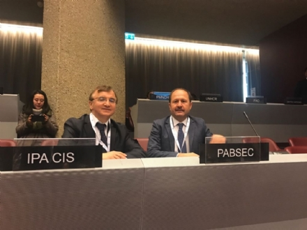 Participation of Mr. Ramazan CAN, PABSEC Vice-President and Head of the PABSEC Turkish Delegation and Mr. Fuat Kuçukaydin, PABSEC Deputy Secretary General, in the 138th Assembly of the Inter-Parliamentary Union (IPU) Geneva, 24-28 March 2018