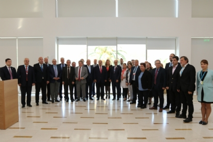 The Fifty-Second Meeting of the PABSEC Legal and Political Affairs Committee, Kavala, 17-18 October 2018