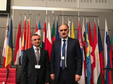 The PABSEC Delegation participated in the 18th Winter Meeting of the OSCE Parliamentary Assembly, Vienna, 21-22 February 2019