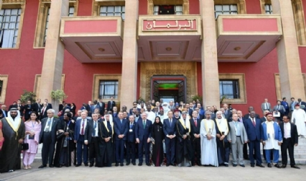 Participation of Mr. Cemal Öztürk, PABSEC Vice-President, Head of the PABSEC Turkish Delegation, in the 14th Session of the Conference of the PUIC, Rabat, Kingdom of Morocco, 13-14 March 2019