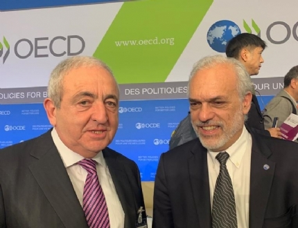 Participation of Mr. Asaf Hajiyev, the PABSEC Secretary General in the 2019 OECD Anti-Corruption Forum, Paris, 20-22 March 2019