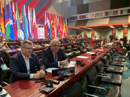 The PABSEC participation in the 141st Assembly of the Inter-Parliamentary Union (IPU), Belgrade, 13-17 October 2019