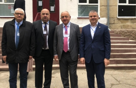 Participation of the PABSEC delegation in the observation of local elections in the Republic of Moldova, Chisinau, 20 October 2019