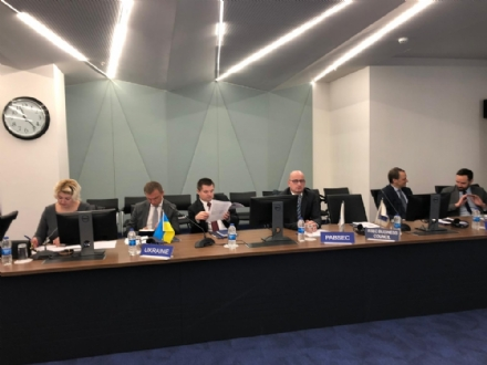 Participation of the PABSEC International Secretariat in the Coordination Meeting of the BSEC  Chairmanship-in-Office, Istanbul, 17 January 2020