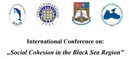 "PABSEC Participation in the International Conference on ""Social Cohesion in the Black Sea Region"", 15-16 September 2020"
