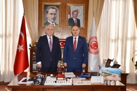 Working visit of Mr. Asaf Hajiyev, PABSEC Secretary General, to Ankara, 24-25 February 2021