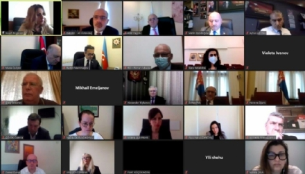 56th Meeting of the PABSEC Cultural, Educational and Social Affairs Committee, 7 April 2021