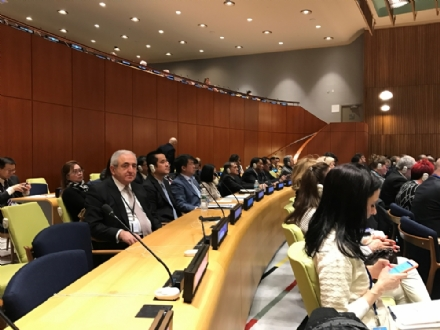 Participation of Mr. Asaf Hajiyev, PABSEC Secretary General, in the Annual Parliamentary Hearing, at the United Nations Headquarters,  New York, 13-14 February 2017