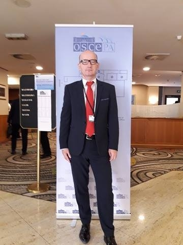The participation of Mr.Daniel Dulca, the PABSEC Deputy Secretary General, in the Autumn Meeting of the OSCE PA, on 29 September – 2 October 2016 in Skopje, Republic of Macedonia