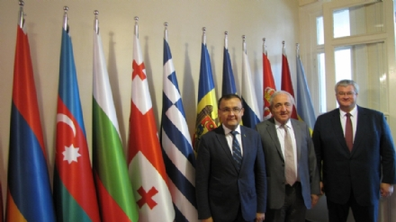 Visit of H.E. Mr. Andrii Sybiha, the Ambassador of Ukraine to the Republic of Turkey, to the PABSEC International Secretariat in Istanbul, on 18 October 2016