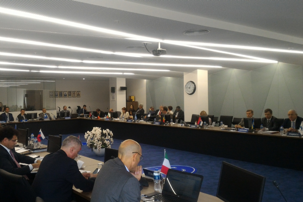 Participation of Mr. Asaf Hajiyev, PABSEC Secretary General, in the BSEC Coordination Meeting of the BSEC Chairmanship-in-Office, the BSEC Committee of Senior Officials, the BSEC Related Bodies and the BSEC PERMIS, Istanbul, 12 September 2017