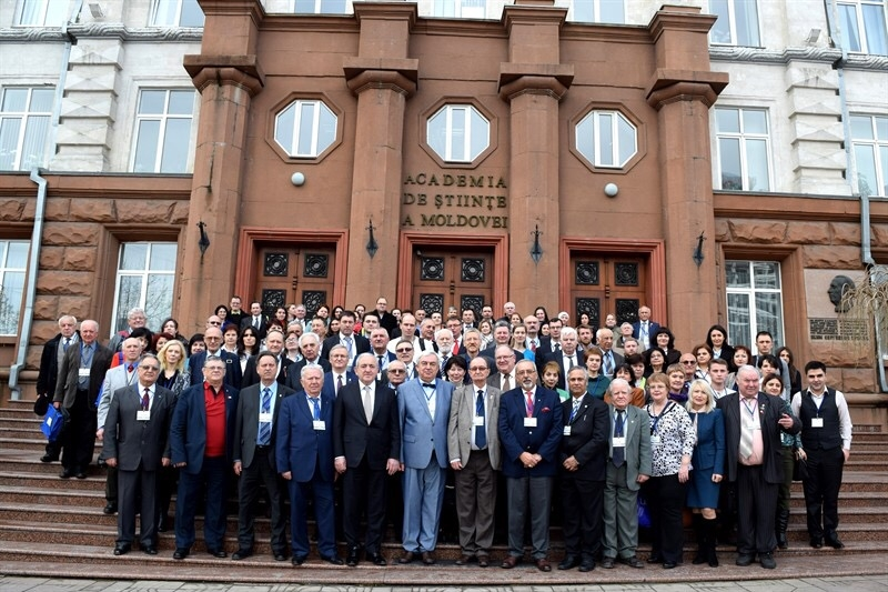 Participation of Mr. Asaf Hajiyev, PABSEC Secretary General, in the International Conference Ecological problems in the Black Sea Region, Chisinau, 1-4 March 2017
